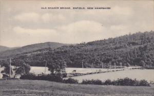 Scenic view,  The Old Shaker Bridge,  Enfield,  New Hampshire,  00-10s