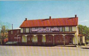 Pennsylvania Shartlesville Hotel And Restaurant