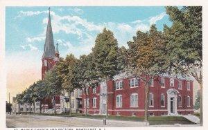 PAWTUCKET , Rhode Island , 00-10s ;  St. Mary's Church