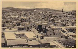 General View, Bethlehem, Palestine, 1900-1910s