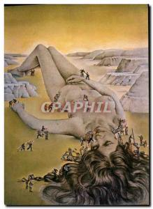 Postcard Modern Naked erotic illustrator Mrs Gulliver Jean Lagarrigue