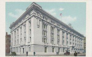 SAN FRANCISCO, California, 1900-10s ; U.S. Custom House