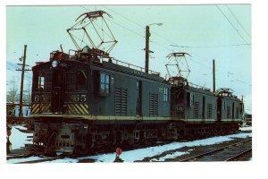 Train, Anaconda, Montana, 1958 Railway Box Car Electrics Butte Pacific