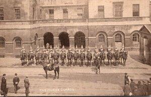 England London Whitehall Horse Guards 1907