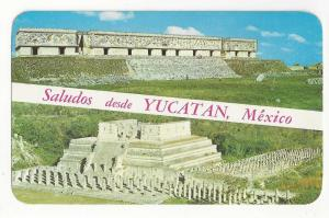 Mexico Uxmal Governor Palace Warriors Temple Chichen Itza