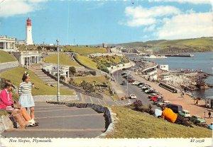 uk48701 hoe slopes plymouth uk