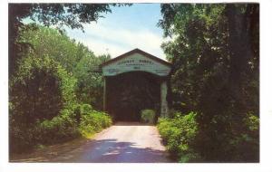 Jackson Bridge, Rockville, Indiana, 40-60s