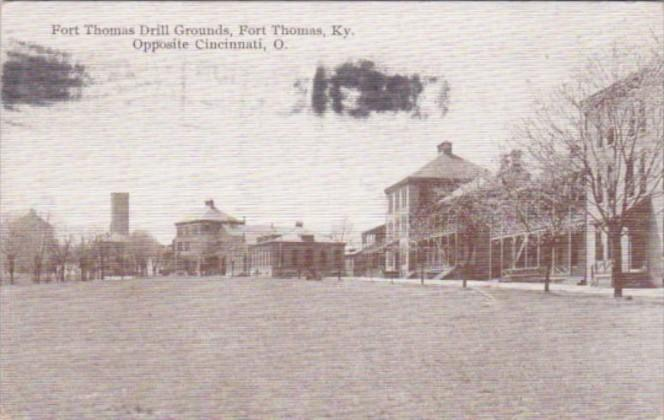 Kentucky Fort Thomas Drill Grounds 1912