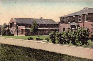 Arkansas Searcy Gymnasium & Administration Building Morris School Handcol...