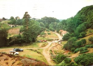 England North York Moors Goathland Darnholm 1993