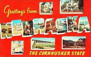 Nebraska Greetings From