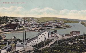 Cobalt Mine Ontario Canadian Mining Postcard