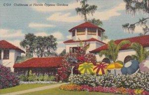 Florida Cypress Gardens Clubhouse At Florida Cypress Gardens