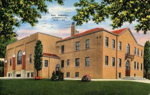 WI - Janesville.  Armory