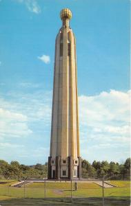 Edison New Jersey~Ediston Tower Museum @ Menlo Park in Middlesex County~1962 PC