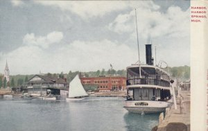 HARBOR SPRINGS, Michigan, 1900-10s; Harbor
