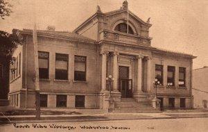 East Side Library,Waterloo,IA BIN