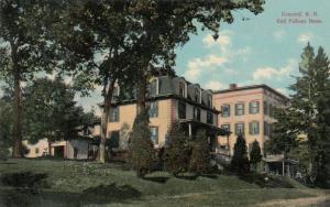 CONCORD, New Hampshire, 1900-1910's; Odd Fellows Home