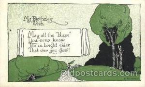 Artist Signed Weaver, Postcard Postcards  Artist Weaver, Postcard Post Card