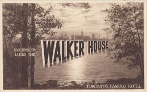 The Walker House, Everybody Likes The WALKER HOUSE, TORONTO, Ontario, Canad...