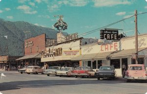 JACKSON , Wyoming , 50-60s ; Business Section