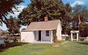 IA - West Branch. Birthplace of Herbert Hoover