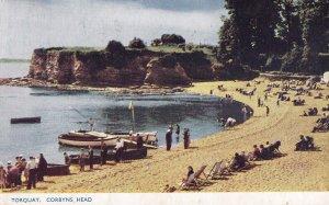 TORQUAY, Devon, England, PU-1954; Corbyns Head
