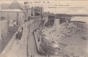 SAINT MALO, Ille Et Vilaine, France, PU-1905; Cote D'Emeraude