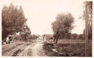 Poland Korzyce, Postcard