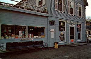 Maine Wayne The Wayne General Store 1972