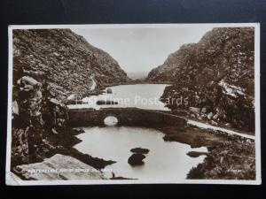 Ireland: Co. Kerry KILLARNEY Serpent Lake, Gap of Dunloe c1936 - Old RP Postcard