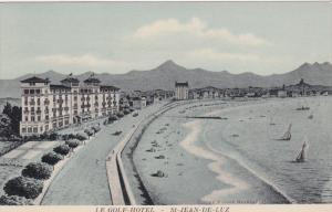 St JEAN-de-LUZ, France , 00-10s ; Le Golf Hotel
