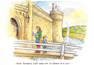 Postcard Comic Saucy Fun Funny by J. Arthur Dixon PHU40996