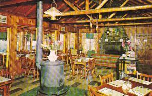 Interior Skyline Restaurant Hagback Mountain Molly Stark Trail Vermont