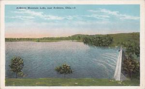 Oklahoma Ardmore Mountain Lake Near Ardmore