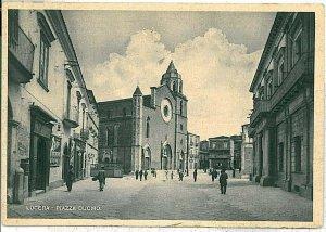 CARTOLINA d'Epoca - FOGGIA: LUCERA