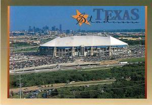 Irving Texas Stadium Aerial View Postcard