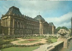 Belgium, Bruxelles, Palais Royal, Brussels, Royal Palace,...