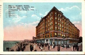 New Jersey Atlantic City The Alamac Hotel 1922