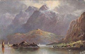 NORWAY, 1900-1910's; The Raftsund