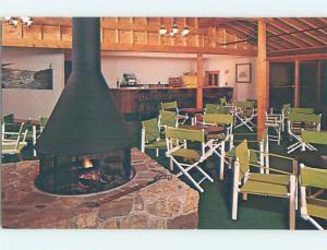Unused Pre-1980 RESTAURANT SCENE Sebasco Estates - Phippsburg Maine ME B8356