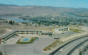 KAMLOOPS , B.C., Canada , 40-60s; Sage Brush Motel & Coffee Shop