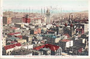 Panoramic View of San Francisco  1904