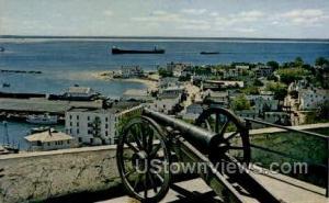 The Straits of Mackinac Mackinac Island MI Unused