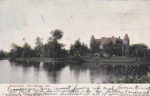 Indiana Fort Wayne Brook Side