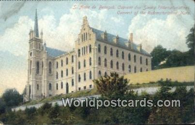 Couvent des Soeurs Redemptoristines, Convent of the Redemptoristine Nuns Ste ...