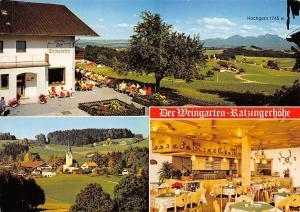 Greimharting Gasthaus Pension Der Weingarten Hochgern