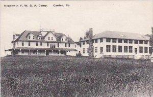 Pennsylvania Canton Nepahwin Y W C A Camp Albertype