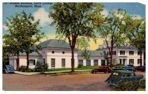 Massachusetts  Northampton Smith College Alumni Building