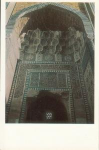 Central Asia UZBEKISTAN Samarqand Shah-i Zindah Complex Mausoleum